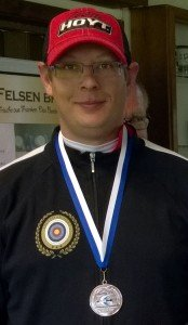 Oliver Stein, 2. Platz